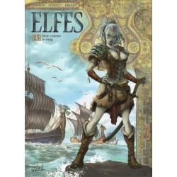Elfes - Tome 15 - Noir comme le sang
