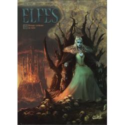Elfes - Tome 16 - Rouge comme la lave