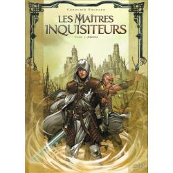 Maîtres inquisiteurs (Les) - Tome 5 - Aronn