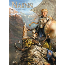 Nains - Tome 5 - Tiss du Bouclier