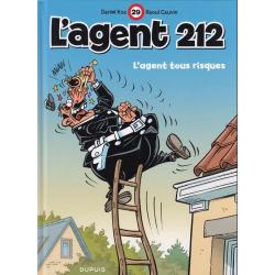 Agent 212 (L') - Tome 29 - L'Agent tous risques