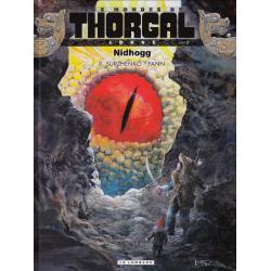 Thorgal (Les mondes de) - Louve - Tome 7 - Nidhogg