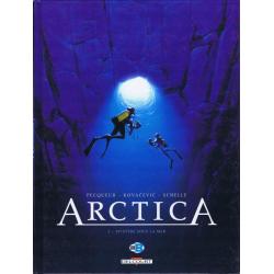Arctica - Tome 2 - Mystère sous la mer