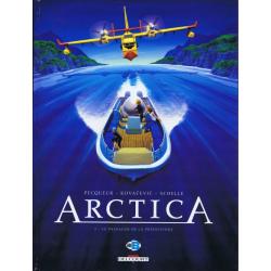 Arctica - Tome 3 - Le Passager de la Préhistoire