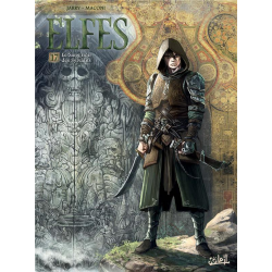 Elfes - Tome 17 - Le sang noir des Sylvains