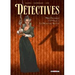 Détectives - Delcourt - Tome 1 - Miss Crumble - Le Monstre Botté