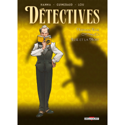 Détectives - Delcourt - Tome 7 - Nathan Else - Else et la Mort