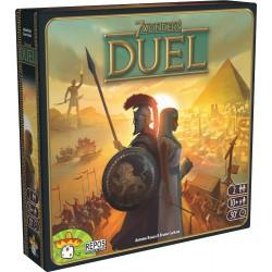 7 Wonders Le Duel