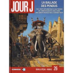 Jour J - Tome 26 - La Ballade des pendus