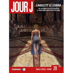 Jour J - Tome 28 - L'Aigle et le cobra