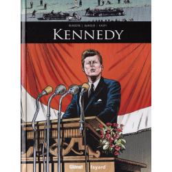 Ils ont fait l'Histoire - Tome 18 - Kennedy
