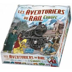 Les Aventuriers du Rail (Europe)