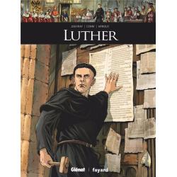 Ils ont fait l'Histoire - Tome 20 - Luther
