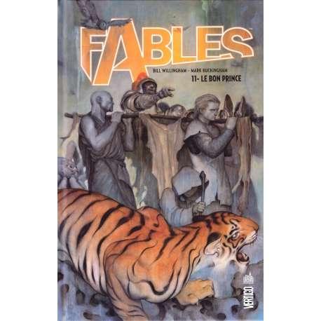 Fables (Urban Comics) - Tome 11 - Le Bon Prince