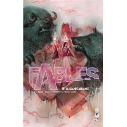 Fables (Urban Comics) - Tome 14 - La Grande Alliance