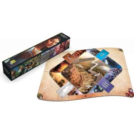7 Wonders : le Playmat (tapis de jeu)