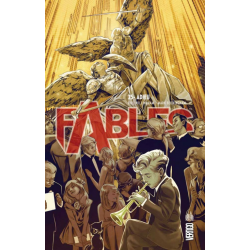 Fables - Tome 25 - Adieu