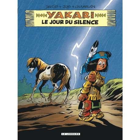 Yakari - Tome 39 - Le jour du silence