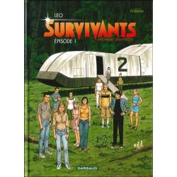 Survivants - Anomalies quantiques - Tome 1 - Épisode 1