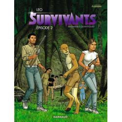 Survivants - Anomalies quantiques - Tome 2 - Épisode 2