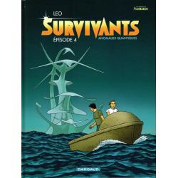 Survivants - Anomalies quantiques - Tome 4 - Épisode 4