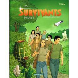 Survivants - Anomalies quantiques - Tome 5 - Épisode 5