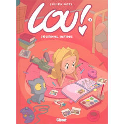 Lou ! - Tome 1 - Journal Infime