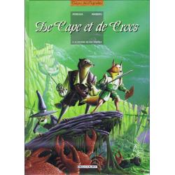 De Cape et de Crocs - Tome 4 - Le Mystère de l'île étrange
