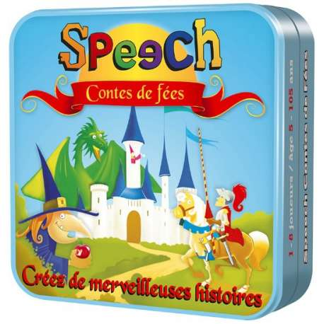 Speech : Contes de Fées