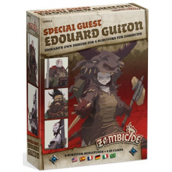Zombicide Black Plague : Special Guest Édouard Guiton