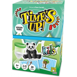 Time's Up Kids 2 Panda