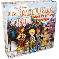 Aventuriers du Rail Europe (Les) : Mon Premier Voyage