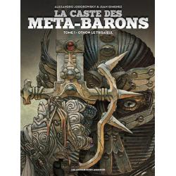 Caste des Méta-Barons (La) - Tome 1 - Othon le trisaïeul