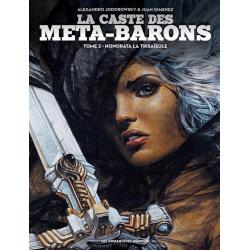 Caste des Méta-Barons (La) - Tome 2 - Honorata la trisaïeule