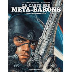 Caste des Méta-Barons (La) - Tome 3 - Aghnar le bisaïeul