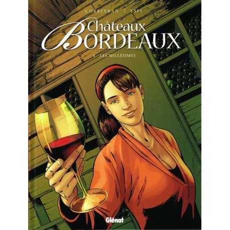 Châteaux Bordeaux - Tome 4 - Les millésimes