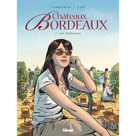 Châteaux Bordeaux - Tome 7 - Les vendanges