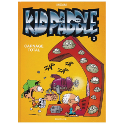 Kid Paddle - Tome 2 - Carnage Total