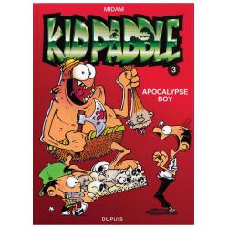 Kid Paddle - Tome 3 - Apocalypse Boy