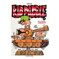 Kid Paddle - Tome 4 - Full métal casquette
