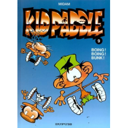 Kid Paddle - Tome 9 - Boing ! Boing ! Bunk !