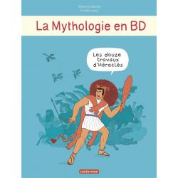 Mythologie en BD (La) - Tome 5 - Les 12 travaux d'Héraclès