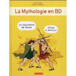 Mythologie en BD (La) - Tome 6 - La naissance de Rome
