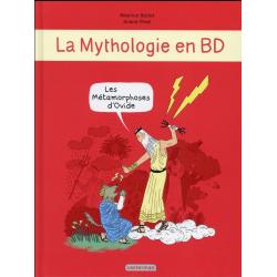 Mythologie en BD (La) - Tome 7 - Les métamorphoses d'Ovide