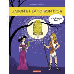 Mythologie en BD (La) - Tome 8 - Jason et la toison d'or
