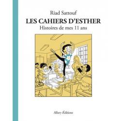 Cahiers d'Esther (Les) - Tome 2 - Histoires de mes 11 ans
