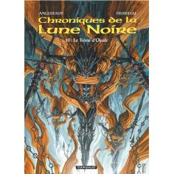 Chroniques de la Lune Noire - Tome 18 - Le trône d'Opale