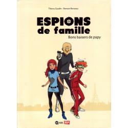 Espions de Famille - Tome 1 - Bons Baisers de Papy