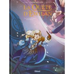 Quête d'Ewilan (La) - Tome 4 - Les plateaux d'Astariul