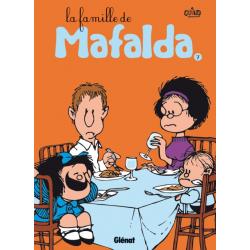 Mafalda - Tome 7 - la famille de Mafalda